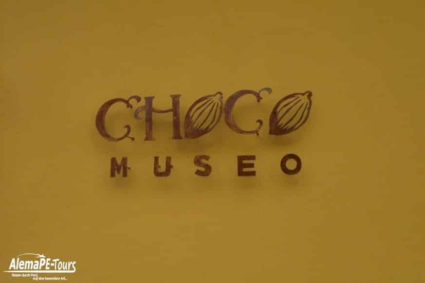 Choco Museum in Miraflores