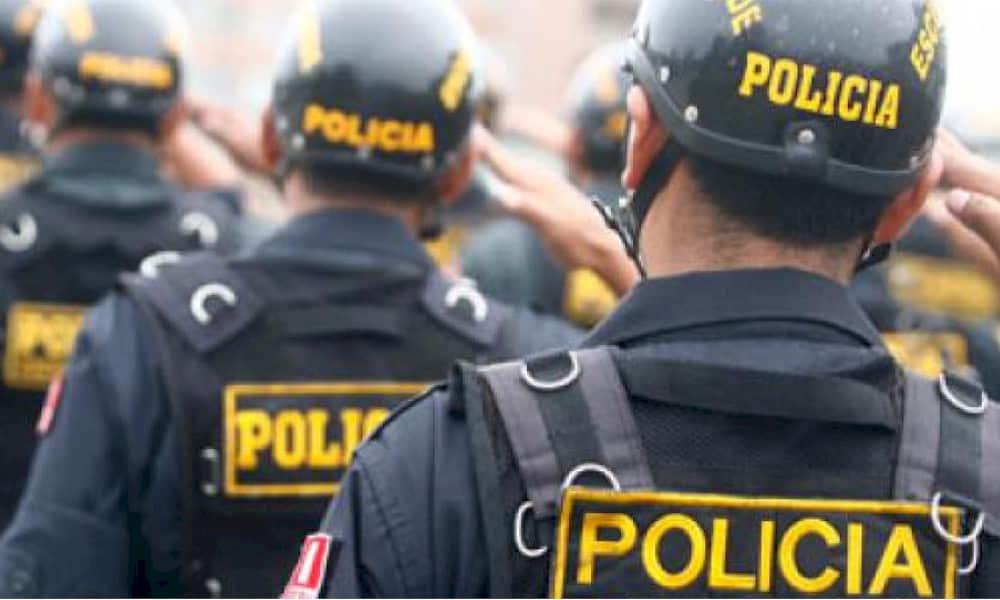 Sicherheit und Polizei