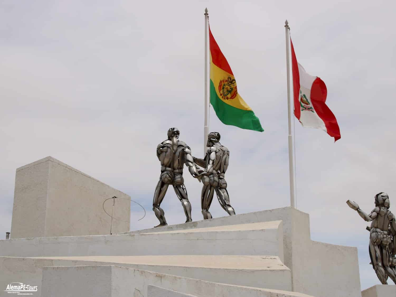 Tacna - Complejo Monumental Alto de la Alianza