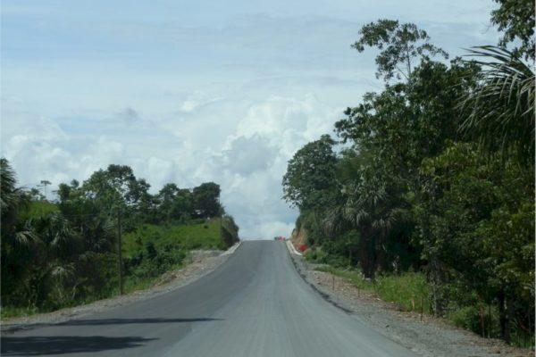 Way to Iquitos
