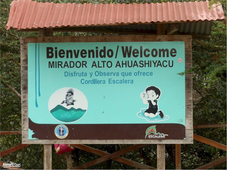 Tarapoto - Catarata de Ahuashiyacu