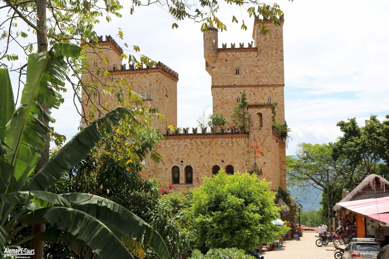 Tarapoto - Lamas - Castillo