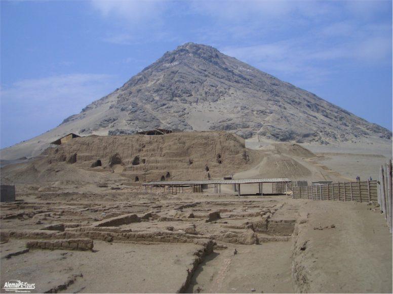Trujillo - Huaca de la luna