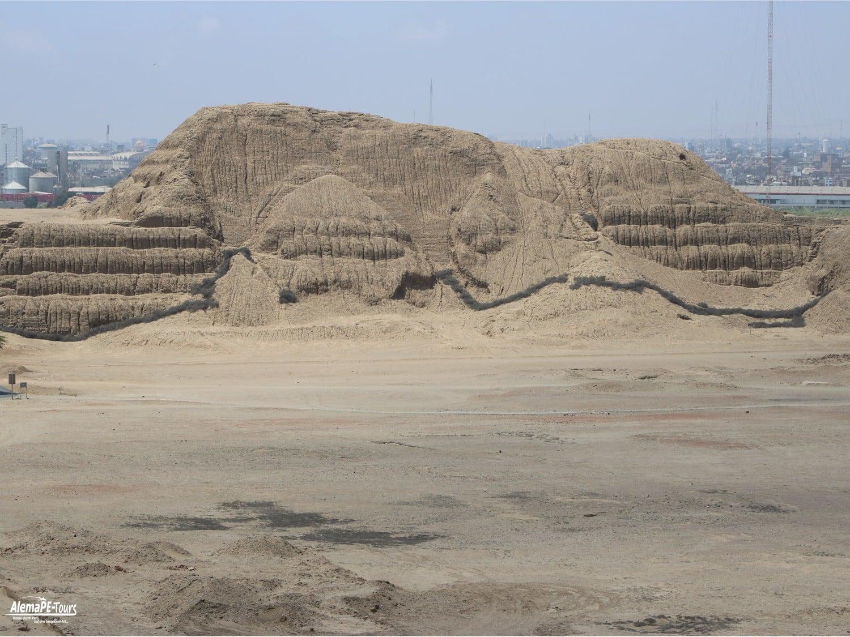 Trujillo - Huaca de la sol