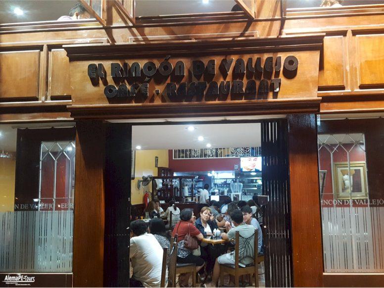 Restaurant El Rincón del Vallejo