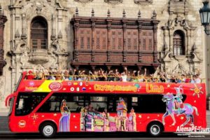 City tour by bus