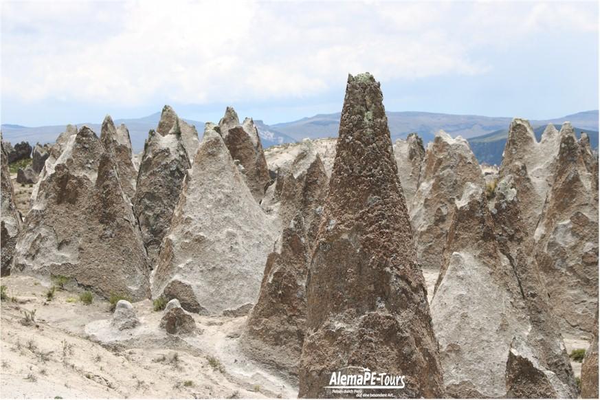 Pampachiri - Bosque de Piedras