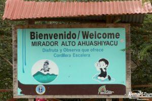 Tarapoto - Catarata de Ahuashiyacu 2018
