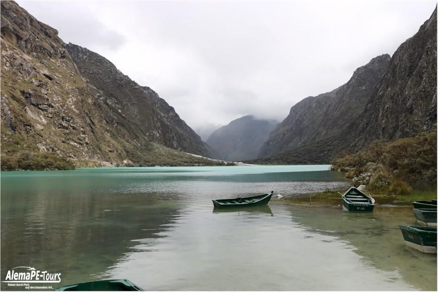 Yungay - Laguna Llanganuco