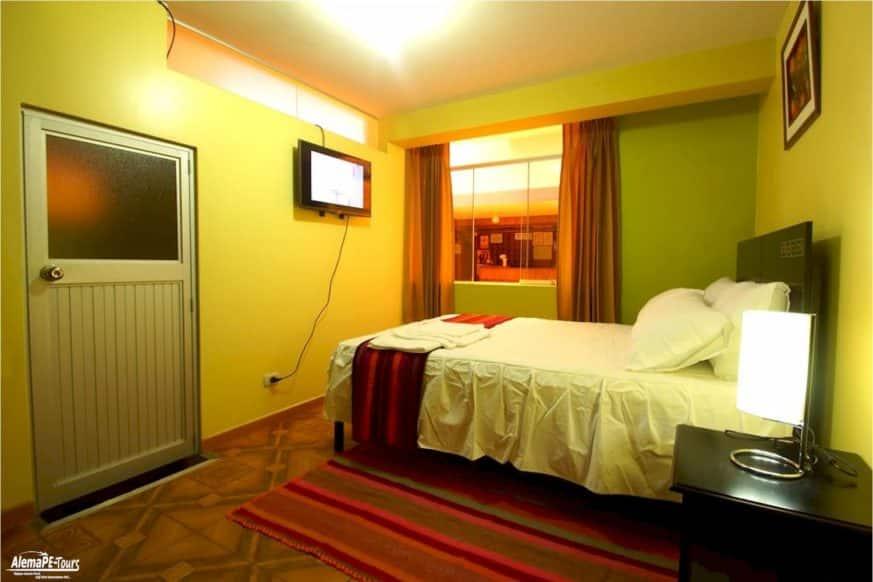 Puno - Hostal Olimpo Inn