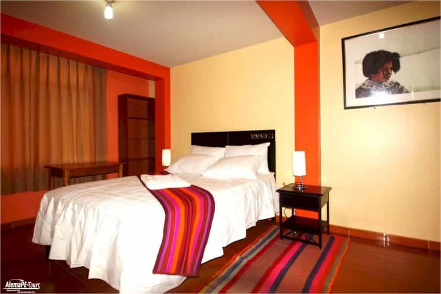Olimpo Inn Puno - Double Room