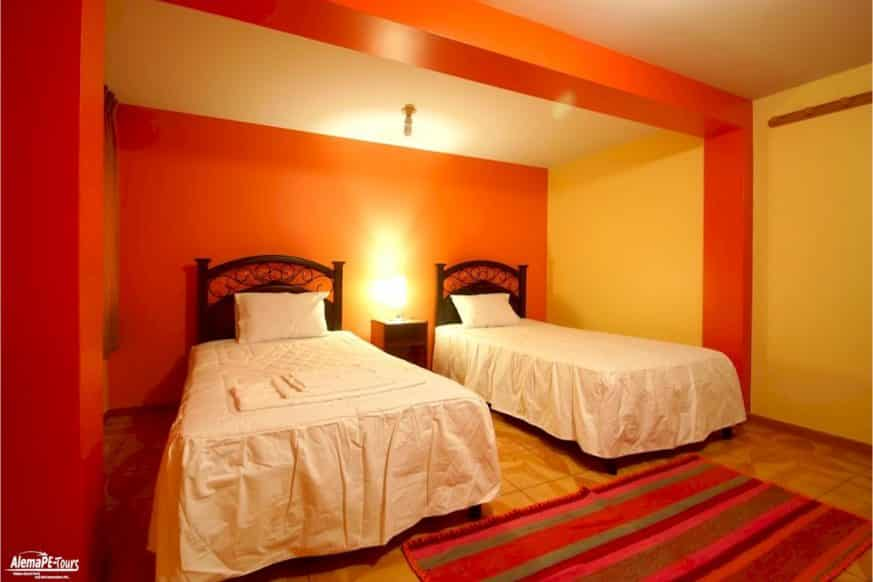 Olimpo Inn Puno - Twin Room
