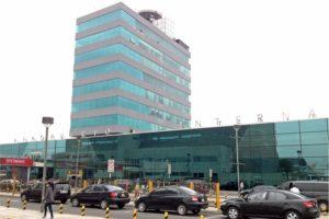 Lima Flughafen Jorge Chavez