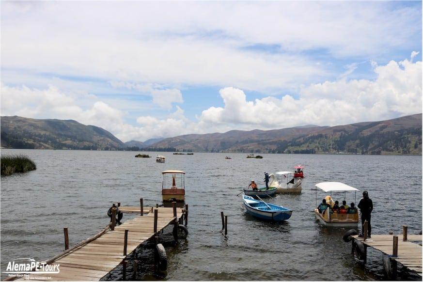 Andahuaylas - Laguna Pacucha