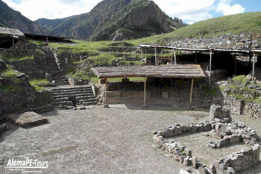 Huaraz - Chavín de Huántar