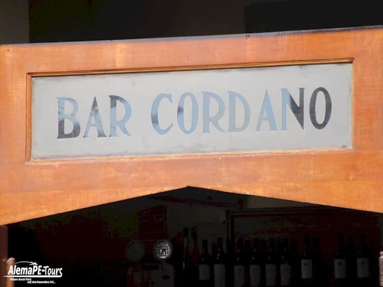 Lima - Bar El Cordano