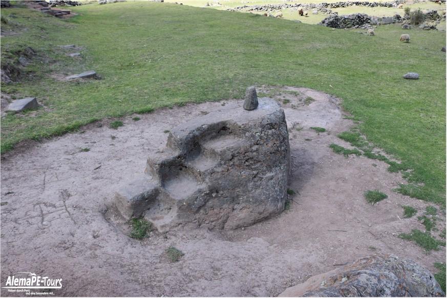 Ayacucho - Intihuatana