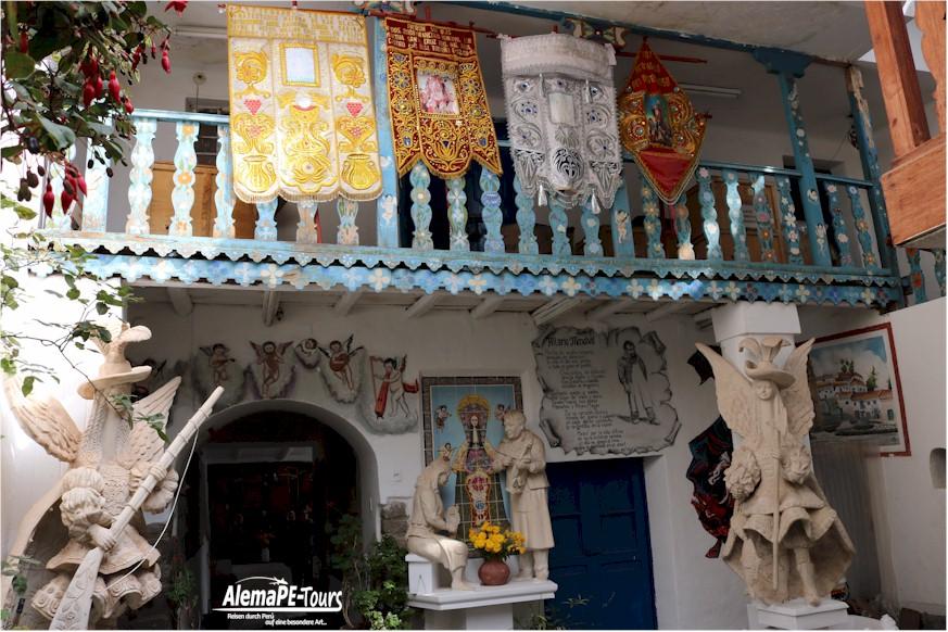Museo Taller Hillario Mendivil