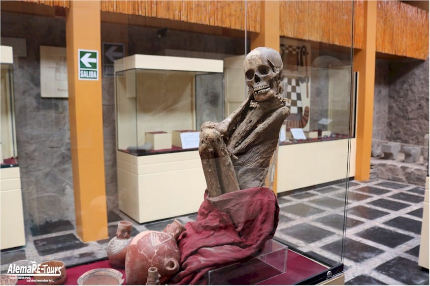 Museum of Sitio Wari