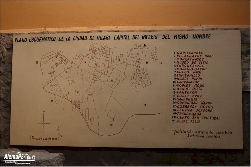Museo de Sitio Wari