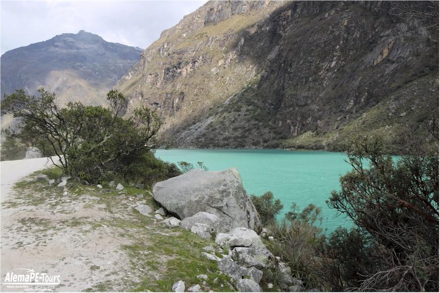 Rund um den Huascarán