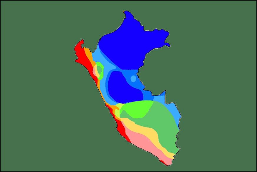Titel Peru Klima
