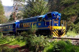 Tren Cusco