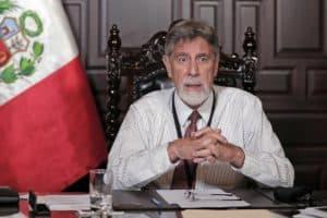 Presidente Sagasti